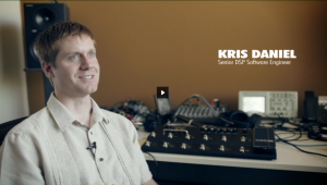 Kris Daniel, Line 6 Senior DSP Software Engineer